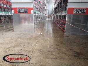 Warehouse flooring - Specotech