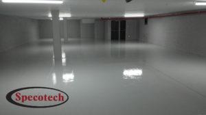 Industrial Resin Flooring - Specotech
